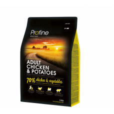 Profine adult chicken & potatoes 3kg
