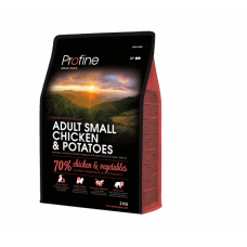 Profine adult small chicken & potatoes 300gr