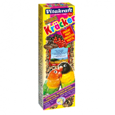 Vitakraft agapornis kracker fruit