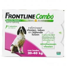 Frontline combo spot on hond large 3 pipetten